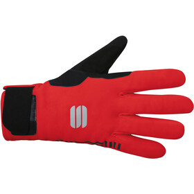 Sportful Sottozero Gloves, red